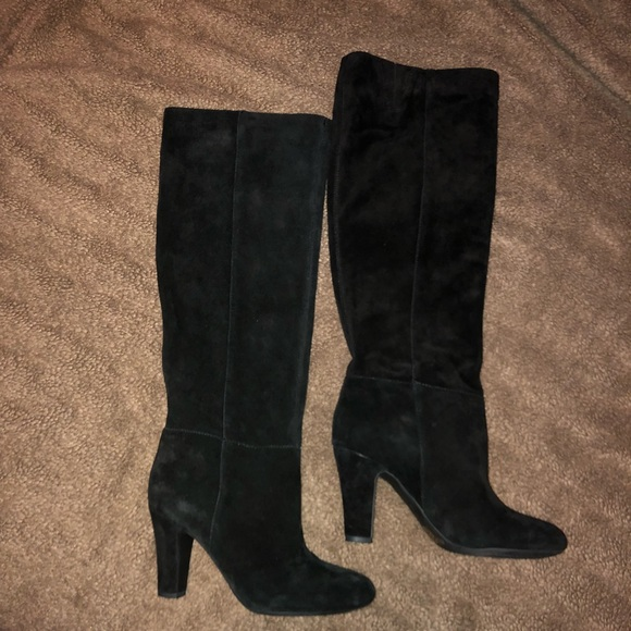 Jessica Simpson Tall Suede Boots | Poshmark